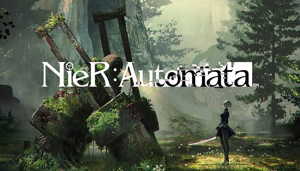 Image result for NieR: Automata key