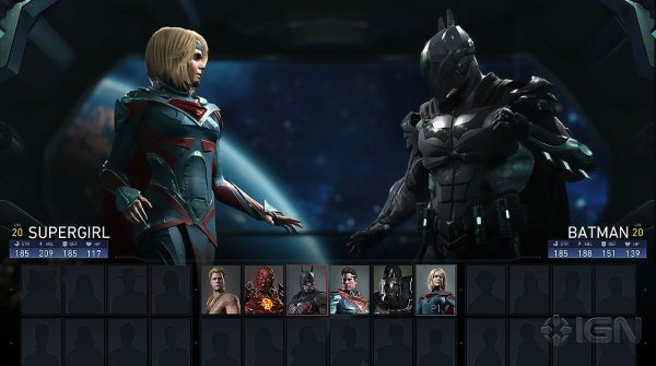 Injustice 2 capture d'écran