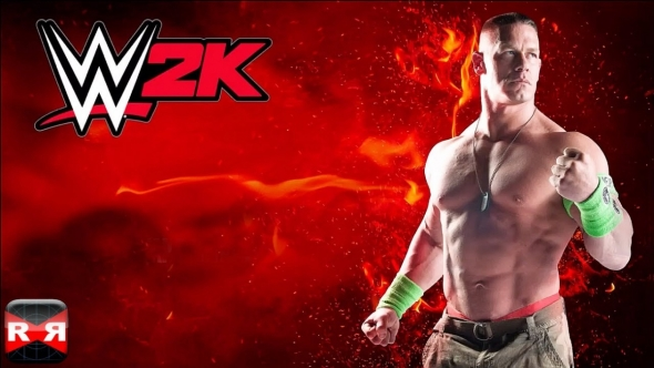 WWE 2k17 captura de pantalla