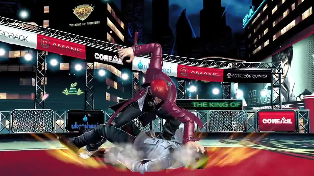 The King of Fighters XIV screenshot