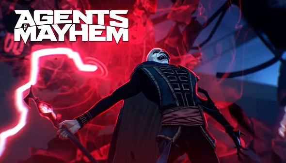 compare e compre Agents of Mayhem