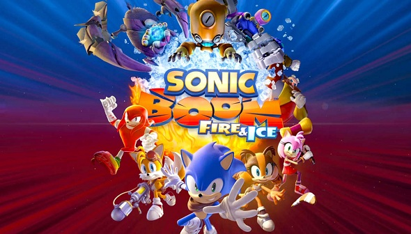 compare and buy Sonic Boom: Fire & Ice