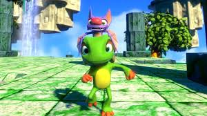 Yooka-Laylee screenshot