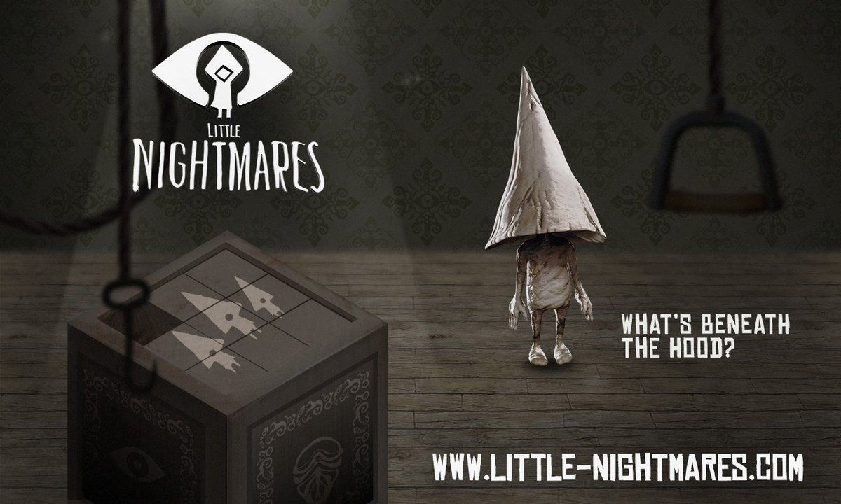 Little Nightmares capture d'écran