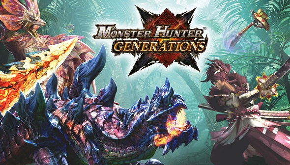 compara y compra Monster Hunter Generations