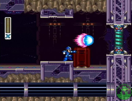 Mega Man X capture d'écran