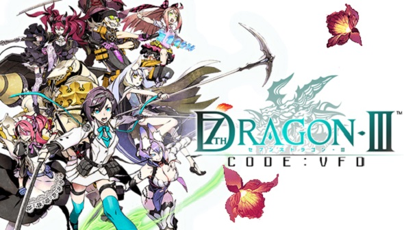 compare and buy 7th Dragon III Code: VFD