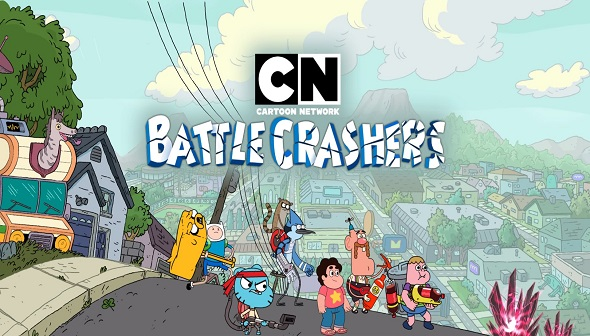 Comparer et acheter Cartoon Network: Battle Crashers