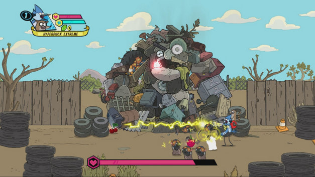 Cartoon Network: Battle Crashers screenshot