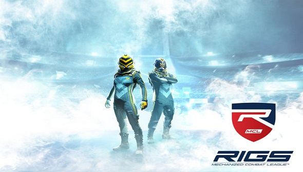compara y compra RIGS Mechanized Combat League
