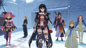 TALES OF BERSERIA screenshot