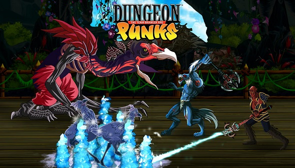 compare and buy Dungeon Punks