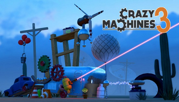 compare and buy Crazy Machines 3