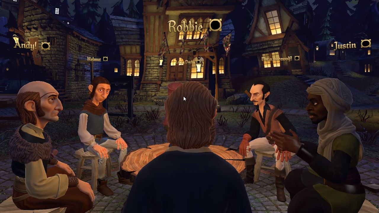Werewolves Within screenshot