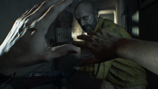 RE7 - Season Pass captura de pantalla
