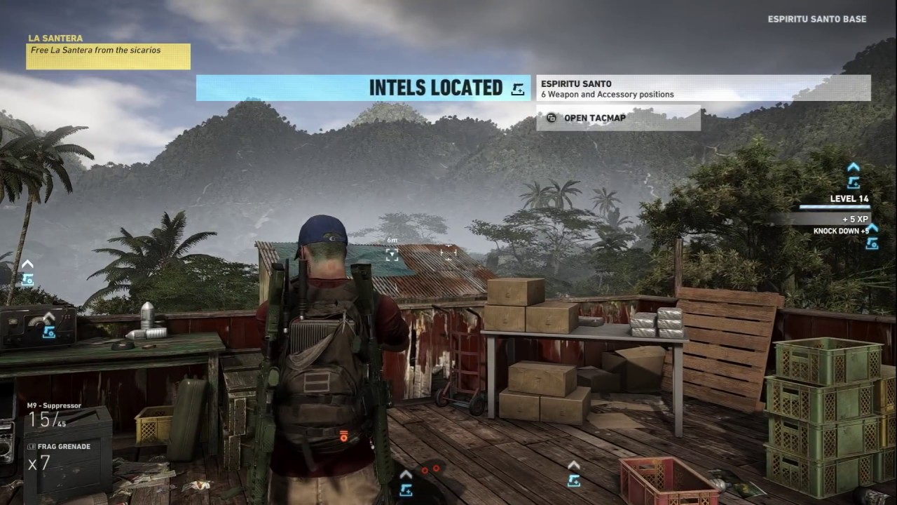 Ghost Recon: Wildlands - Season Pass capture d'écran