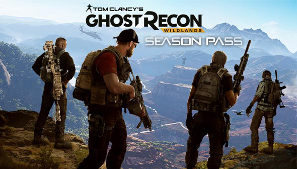 Ghost Recon: Wildlands - Season Pass