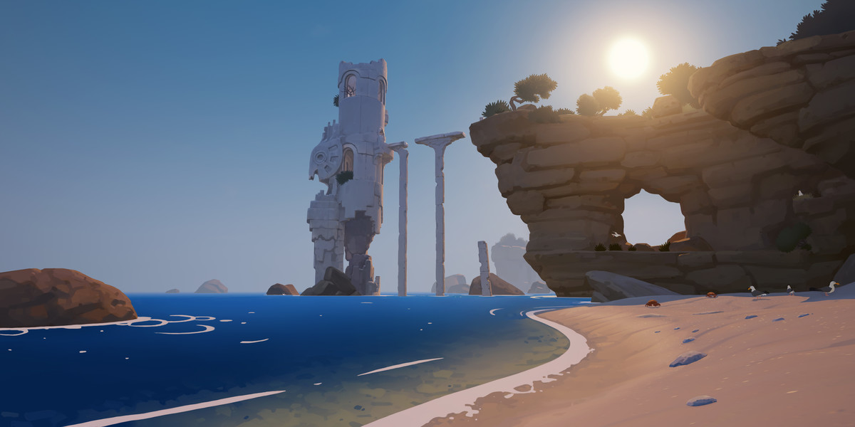 RiME capture d'écran