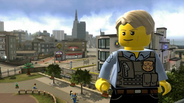 LEGO CITY Undercover capture d'écran