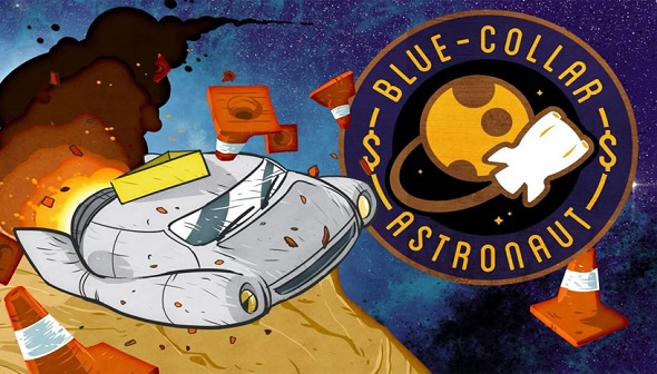 compare and buy Blue-Collar Astronaut