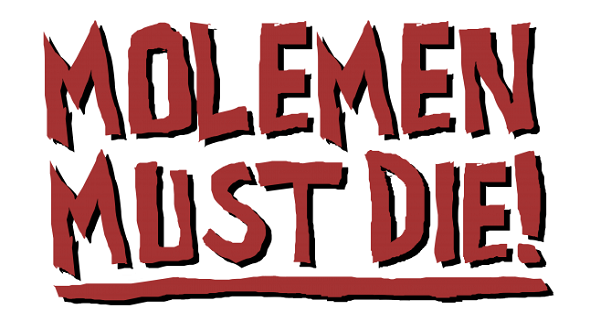 compare and buy Molemen Must Die!