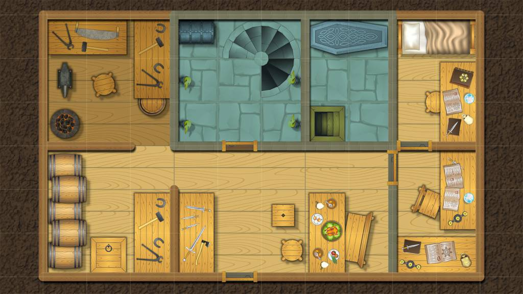 Buy dungeon painter studio key for House map creator