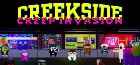 compare and buy Creekside Creep Invasion