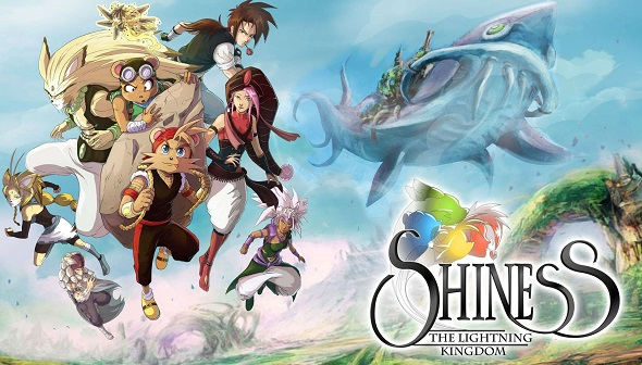 compare e compre Shiness: The Lightning Kingdom