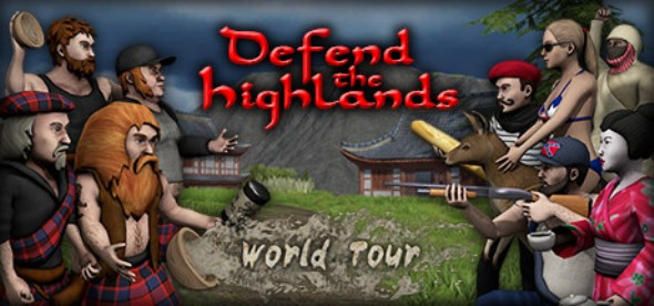 compare and buy Defend the Highlands: World Tour