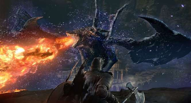 Dark Souls 3 The Fire Fades Edition captura de pantalla