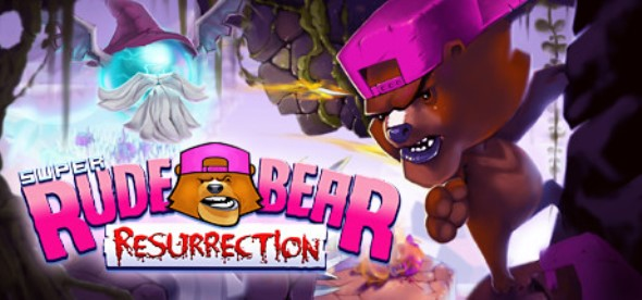 compare and buy Super Rude Bear Resurrection