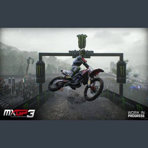 MXGP3 - The Official Motocross Videogame captura de pantalla