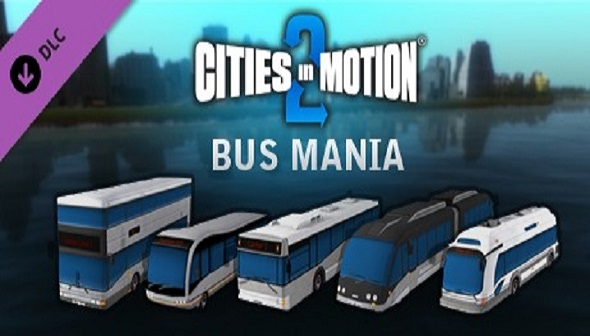 acheter cities in motion 2 bus mania cl cd. Black Bedroom Furniture Sets. Home Design Ideas