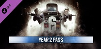 compare e compre Tom Clancy's Rainbow Six® Siege - Year 2 Pass