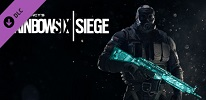 compare e compre Tom Clancy's Rainbow Six® Siege - Cyan Weapon Skin
