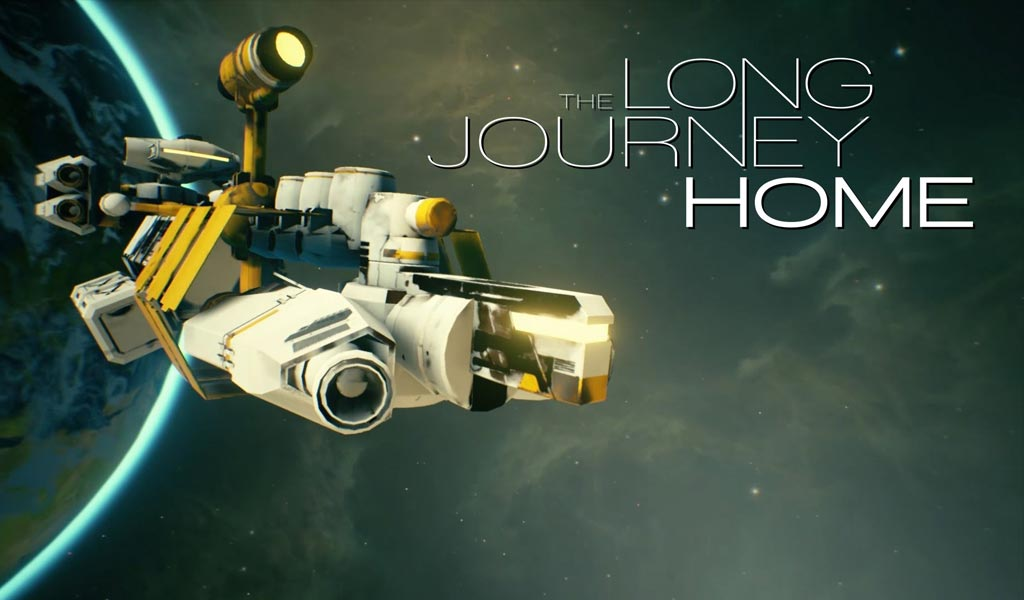compare and buy The Long Journey Home
