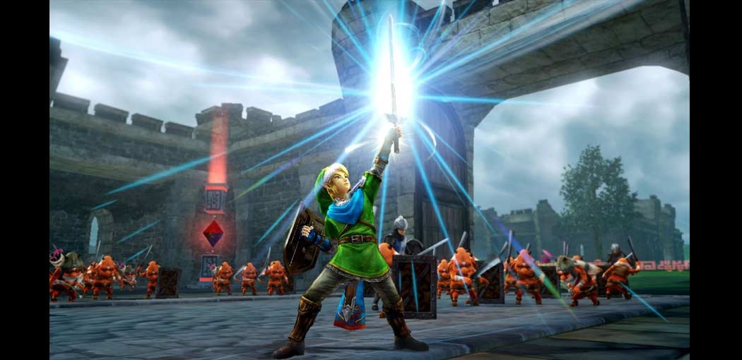 Hyrule Warriors capture d'écran