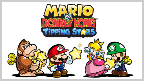 compare and buy Mario vs Donkey Kong Tipping Stars