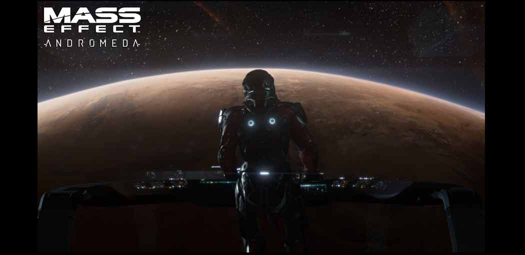 Mass Effect 4 captura de pantalla