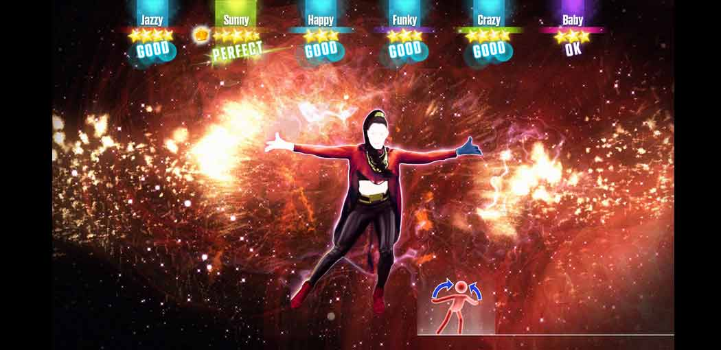 Just Dance 2016 screenshot