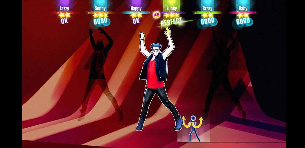 Just Dance 2016 capture d'écran