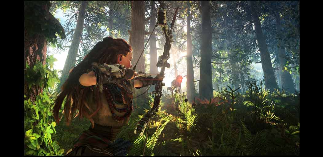 Horizon : Zero Dawn screenshot