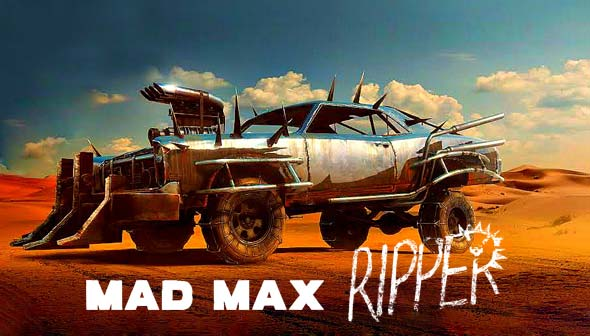 acheter mad max the ripper dlc cl cd. Black Bedroom Furniture Sets. Home Design Ideas
