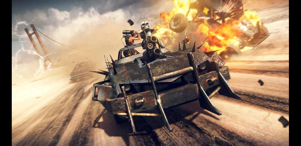 Mad max Trainer the Ripper dlc pc