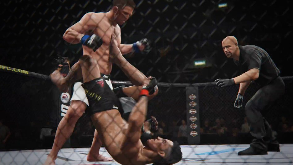 UFC 2 screenshot