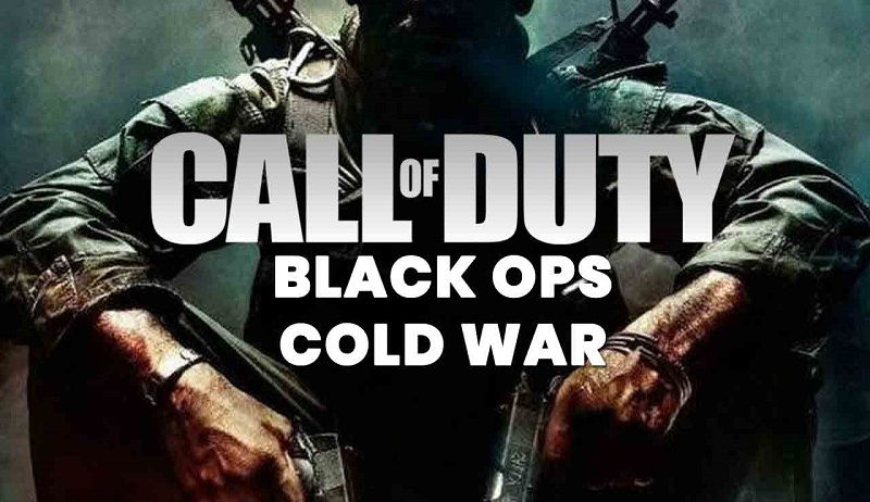 Call Of Duty Black Ops Cold War Has Been Leaked In The Most