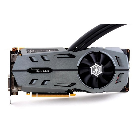 Inno3D iChill GeForce GTX 970 4GB Black Series