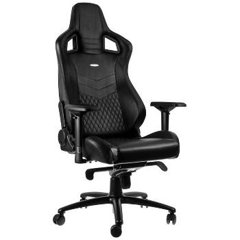 Noblechairs Epic Leather - Black