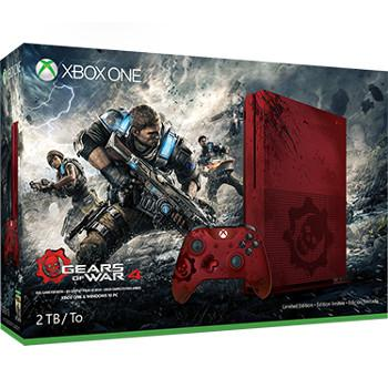 Xbox One S - Gears of War 4 - 2 Tb