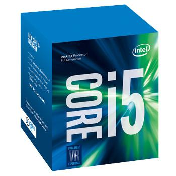 Intel Core i5 7400 (3 GHz)
